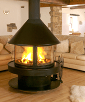 Link to Wood Burning Stoves