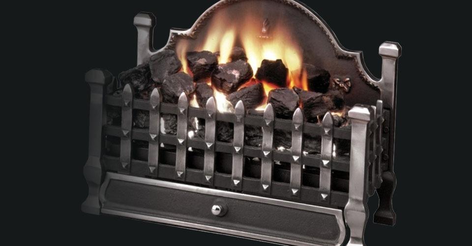 Basket Fires & Dog Grates