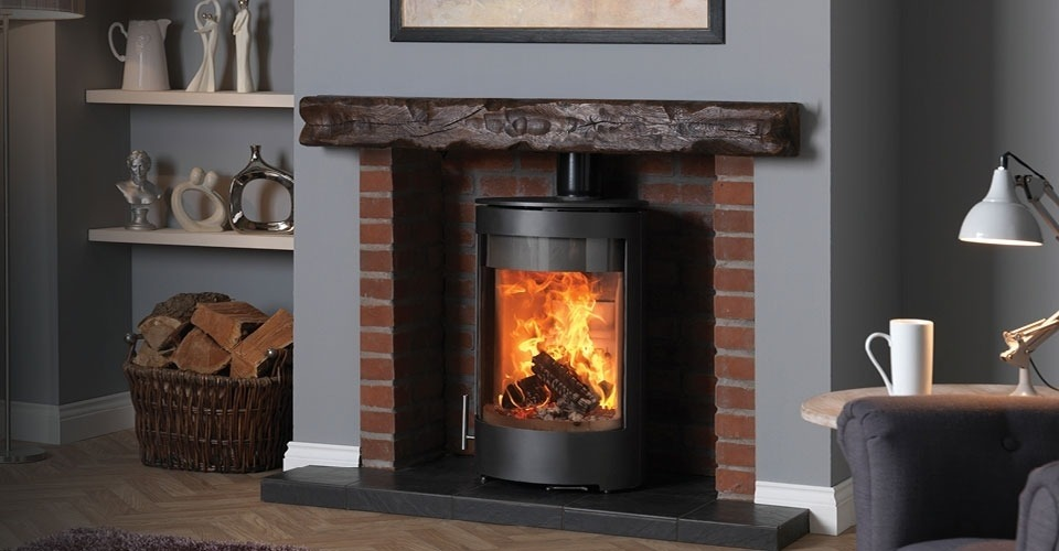 Contemporary Multi Fuel Stoves