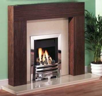 Wooden Fire Surrounds: Wood Fireplaces & Oak Fire Surround