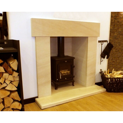 Regency fireplace & chamber