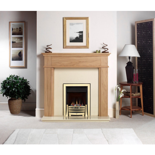 Burley Perception 4260 inset flueless gas fire #FPW