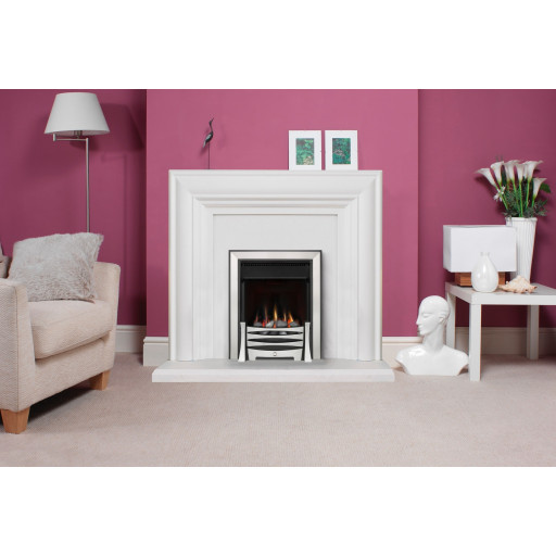Burley Perception 4267 inset flueless gas fire