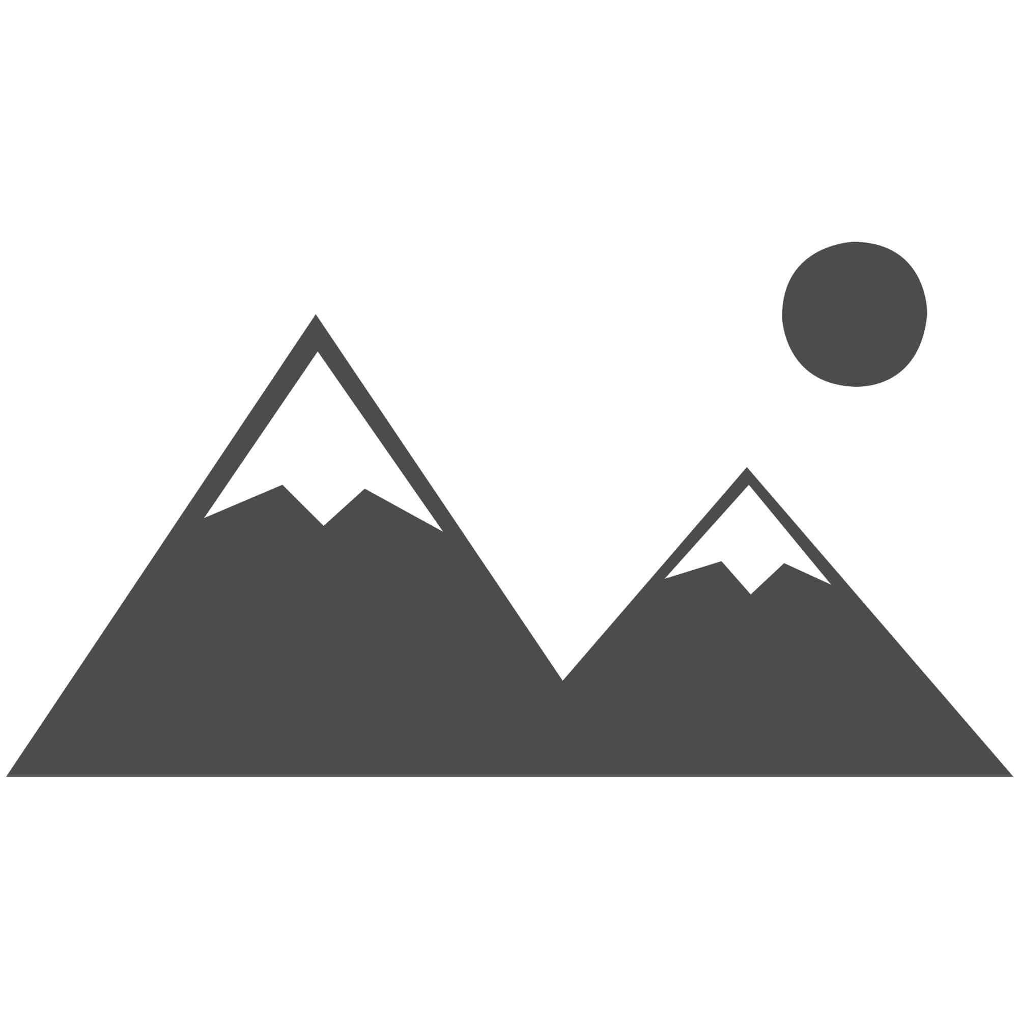 """60"""" Black granite hearth & back panel set - Natural Black Granite"""