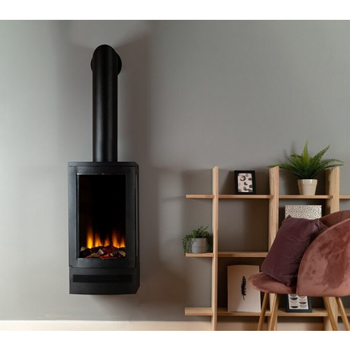 Bramshaw Wall Hung LED Electric stove