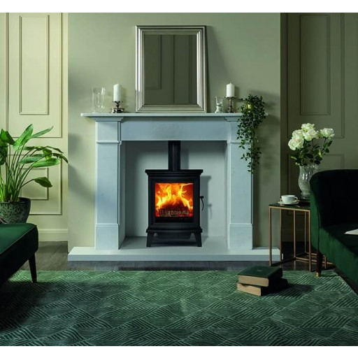 Stovax Chesterfield 5 multifuel stove #FPW