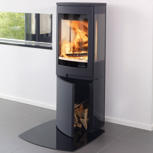 Nordpeis Duo 4 wood burning stove #FPW