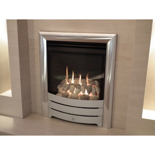 Legend Evora High Efficiency Balance flue gas fire