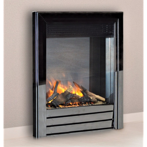 Evonic Firenza LED inset electric fire
