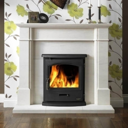 EX-DISPLAY - TIGER INSET DEFRA APPROVED MULTI FUEL STOVE