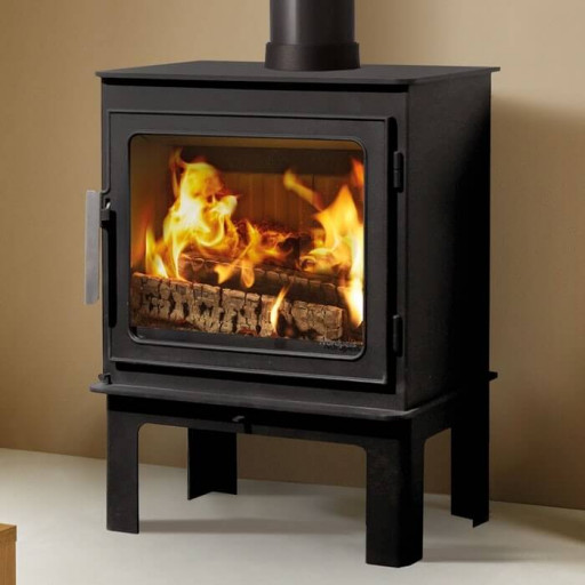 Nordpeis Glasgow wood burning stove