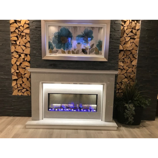 Astrack Fireplace Suite