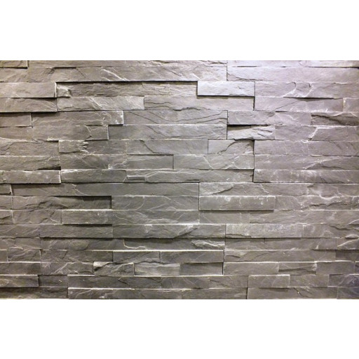 Wall stone panels - Mini Black