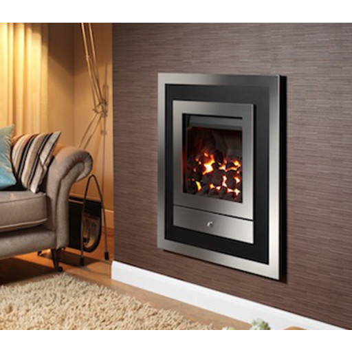 Option 3 hole in the wall gas fire