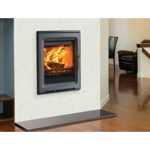 PureVision PV5i HD high defintion inset multifuel & log burning stove