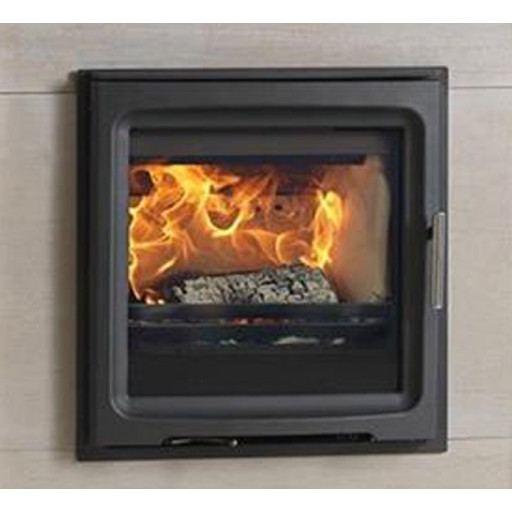 PureVision PVi5W Wide Screen HD high defintion inset multifuel stove