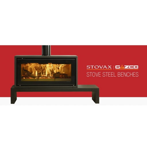 Stovax Steel Stove Benches #FPW