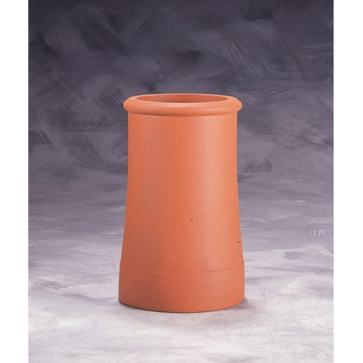 Roll Top Chimney pot #FPW