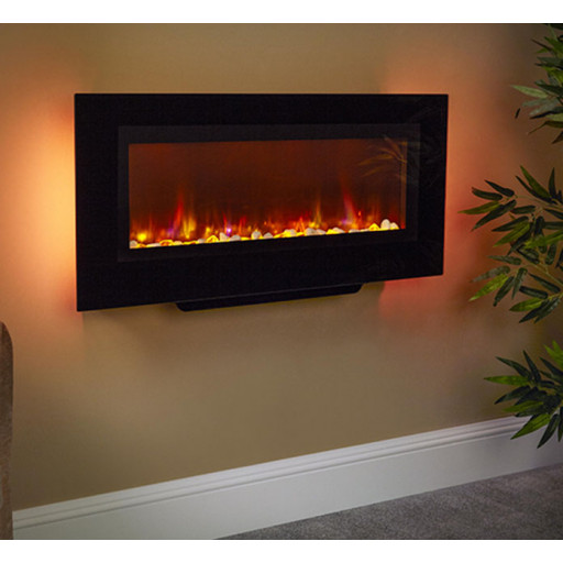 Suncrest Santos Wall Mounted electric fire #FPW