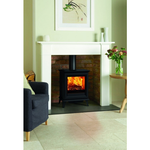 Stovax Sheraton 5 solid fuel stove #FPW
