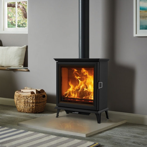 Stovax Sheraton 5 Wide wood burning / multifuel stove