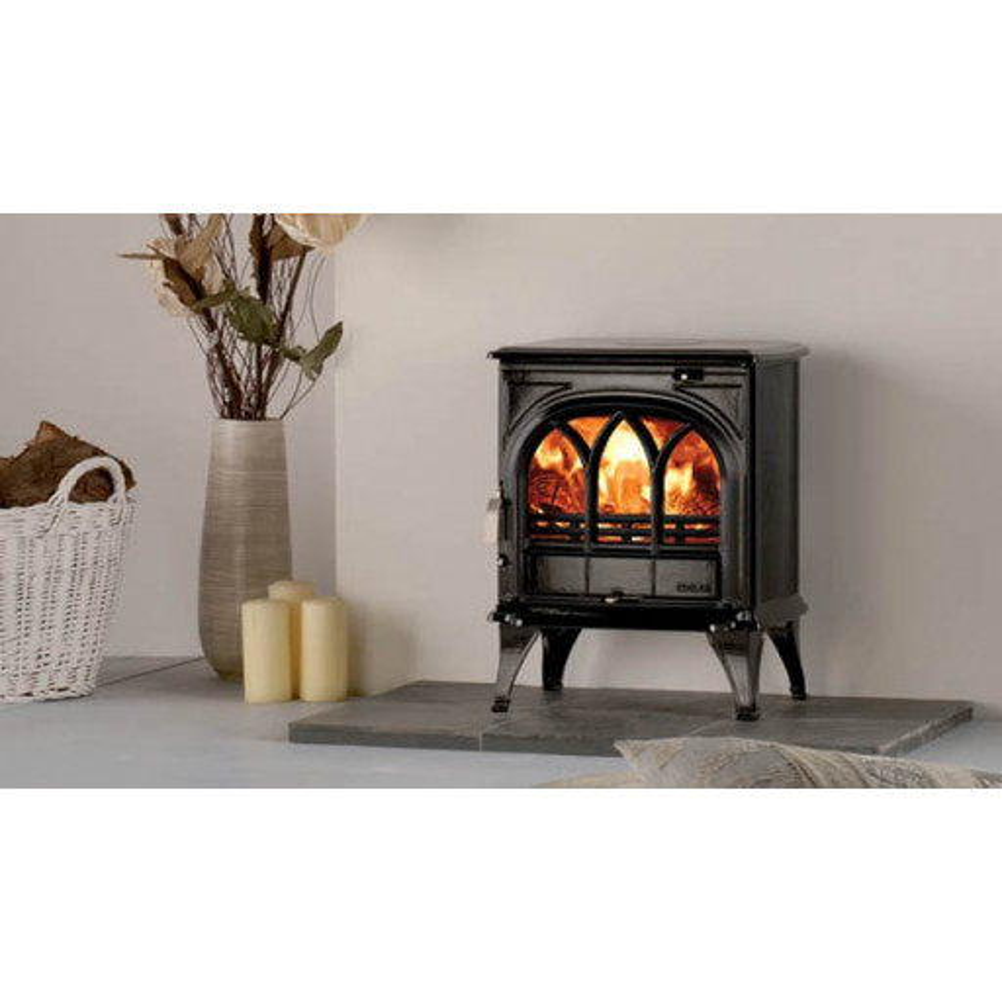 Huntingdon 25 DEFRA multifuel stove