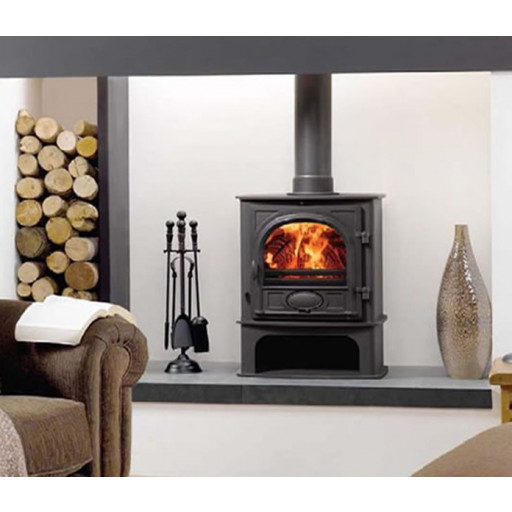 Stockton 5 DEFRA multifuel stove #FPW