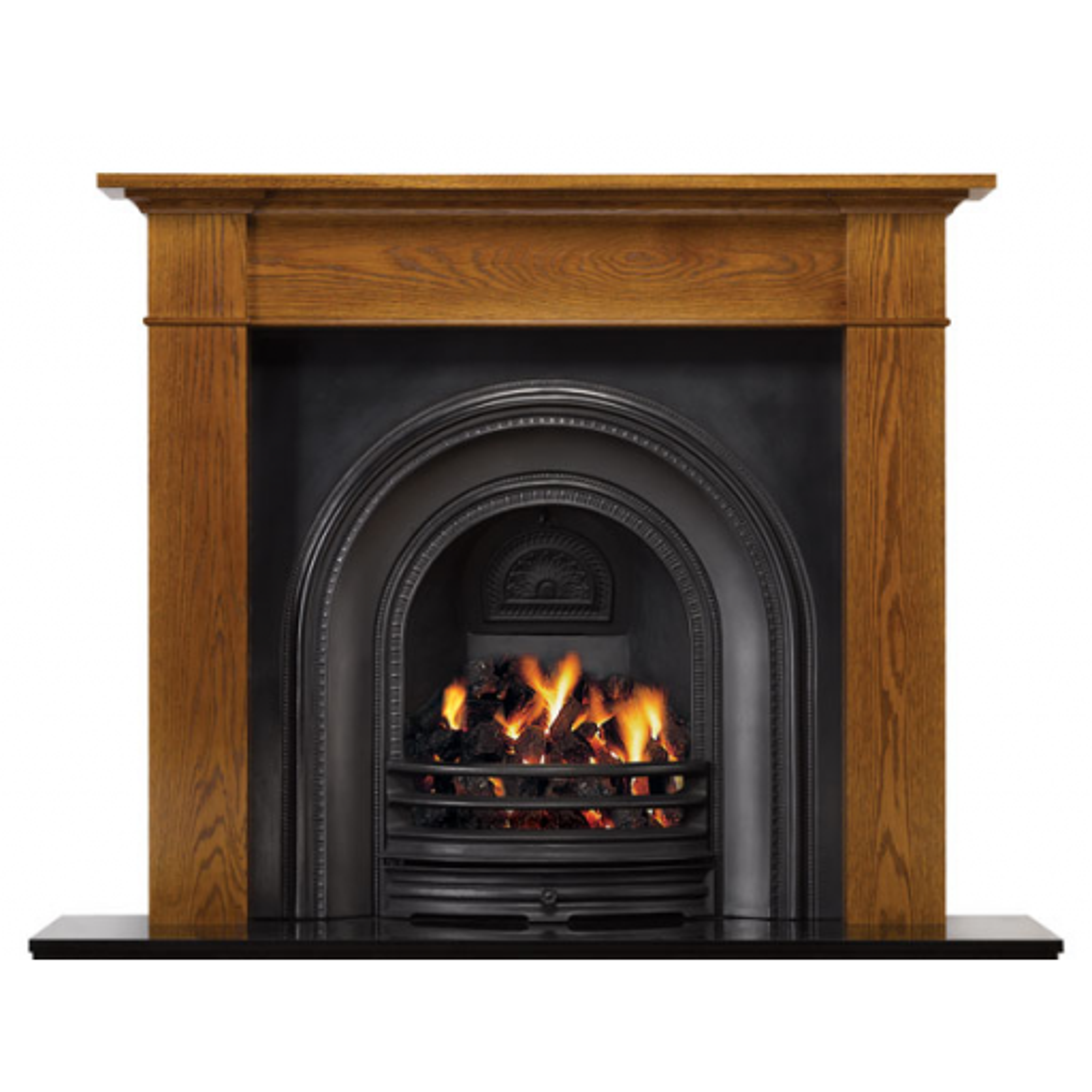 Stovax Brompton Wood Mantel #FPW