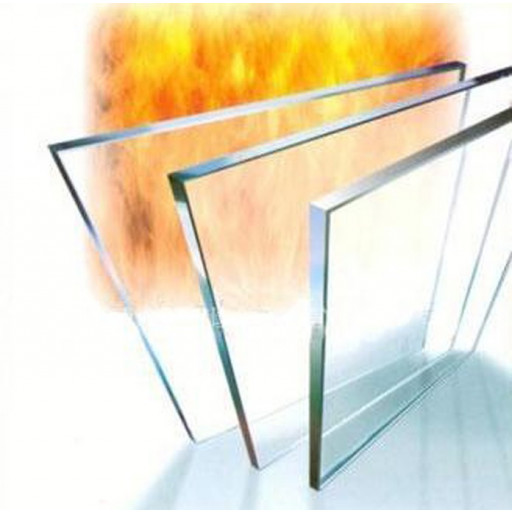 Stove Glass - Sunvision 8 multifuel stove (Square door)