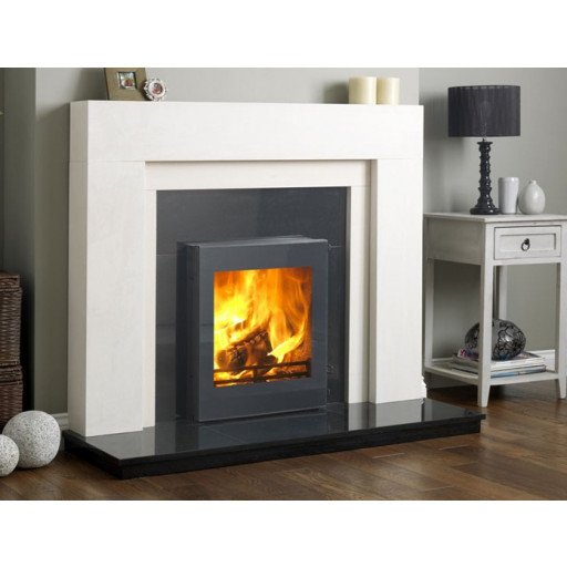 Sunvision FPi5T-2 (5kW) Inset DEFRA woodburning & multifuel stove #FPW