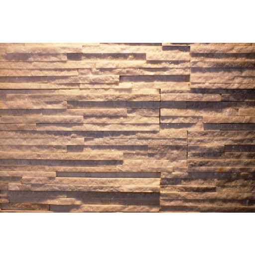 Wall stone panels - Thin White