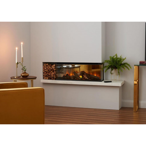New Forest 870 Panoramic LED Electric fire #FPW