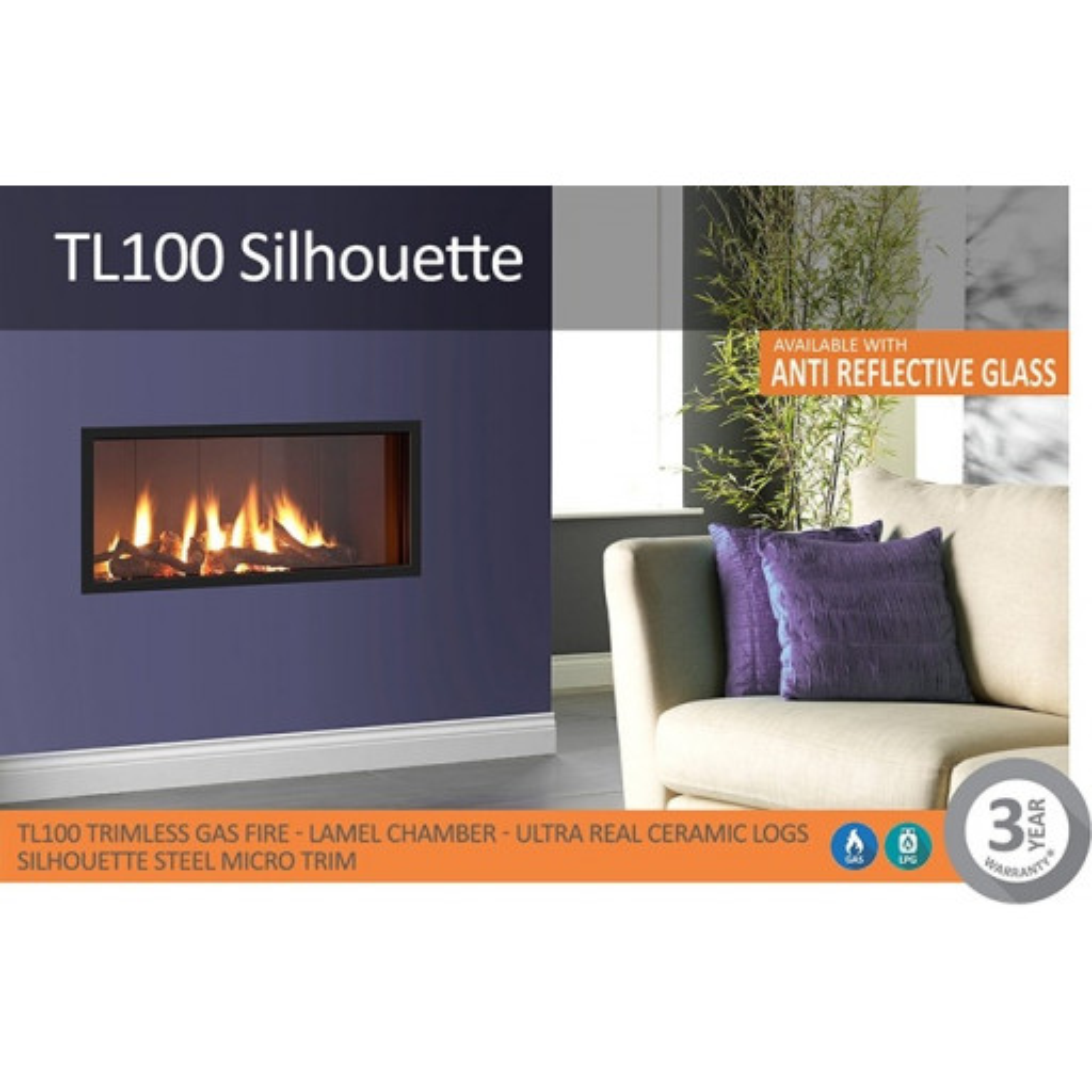 Vision Trimline TL100 Silhouette
