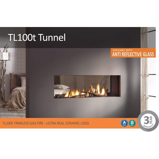 Vision Trimline TL100T Tunnel
