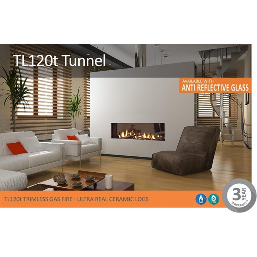 Vision Trimline TL120T Tunnel