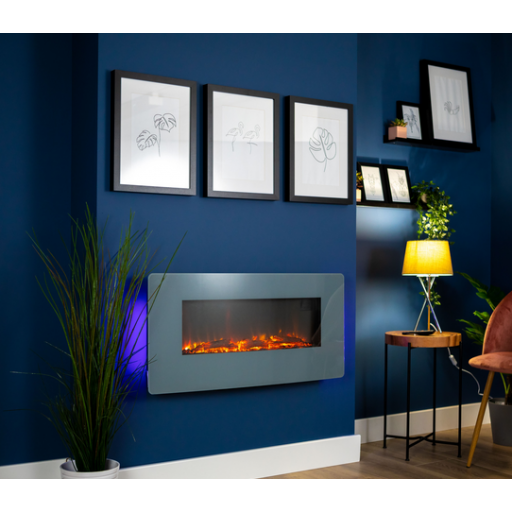 Victoria Wall Mounted Electric Fire #FPW