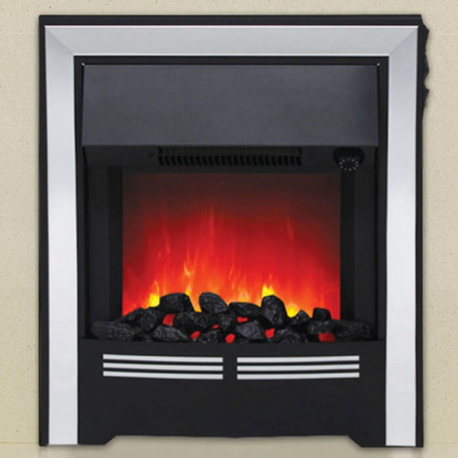 Vitesse LED inset electric fire #FPW