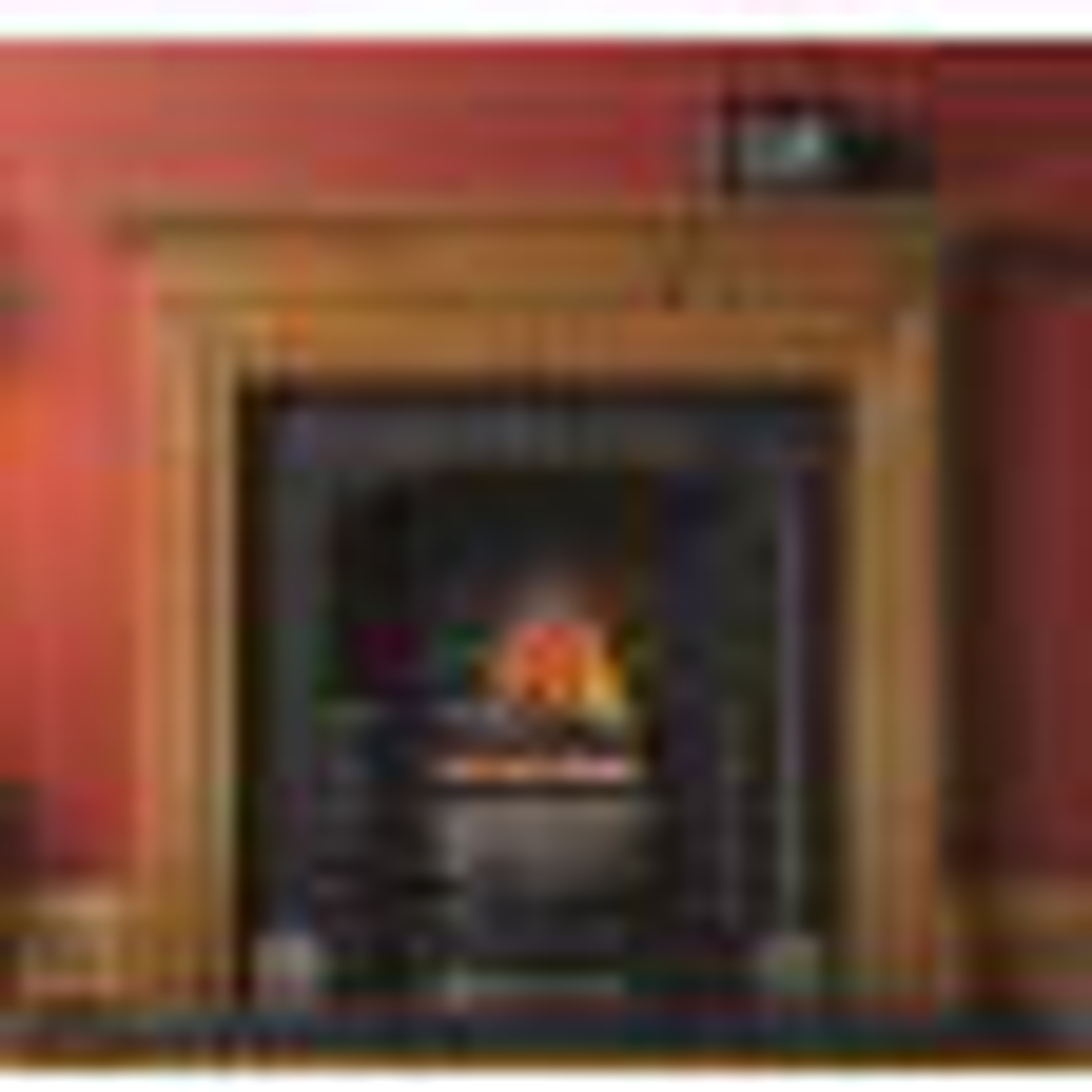 Stovax Chatsworth Wood Mantel