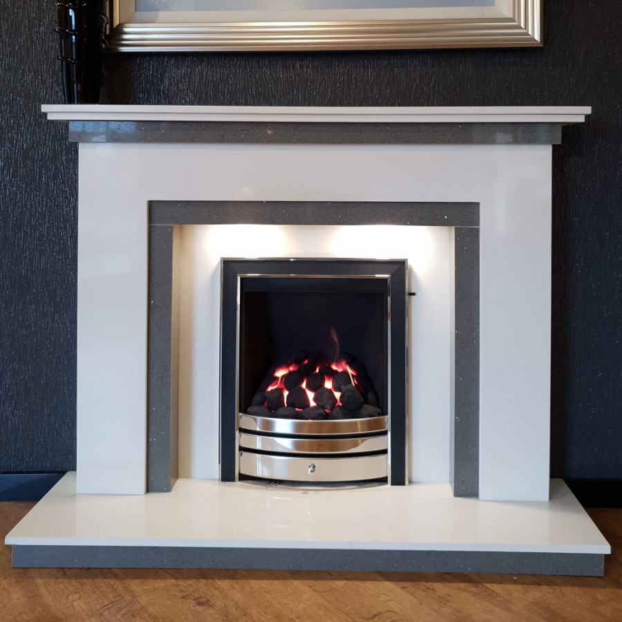 Manhattan Marble Fireplace Marble Fireplaces Fireplaces