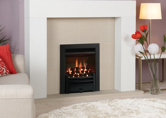 Gazco Logic He Balanced Flue Gas Fire