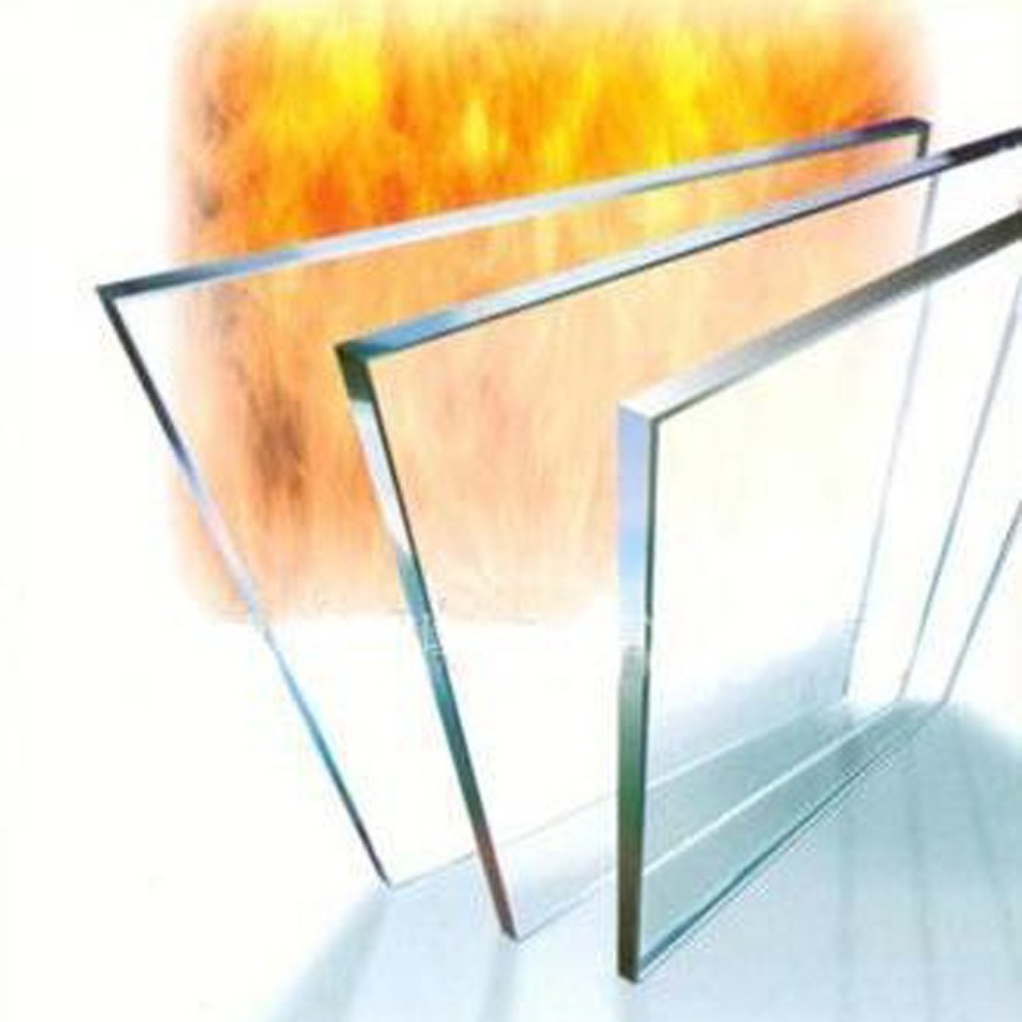 Stove Glass Sunvision 5 Multifuel Stove Square Door