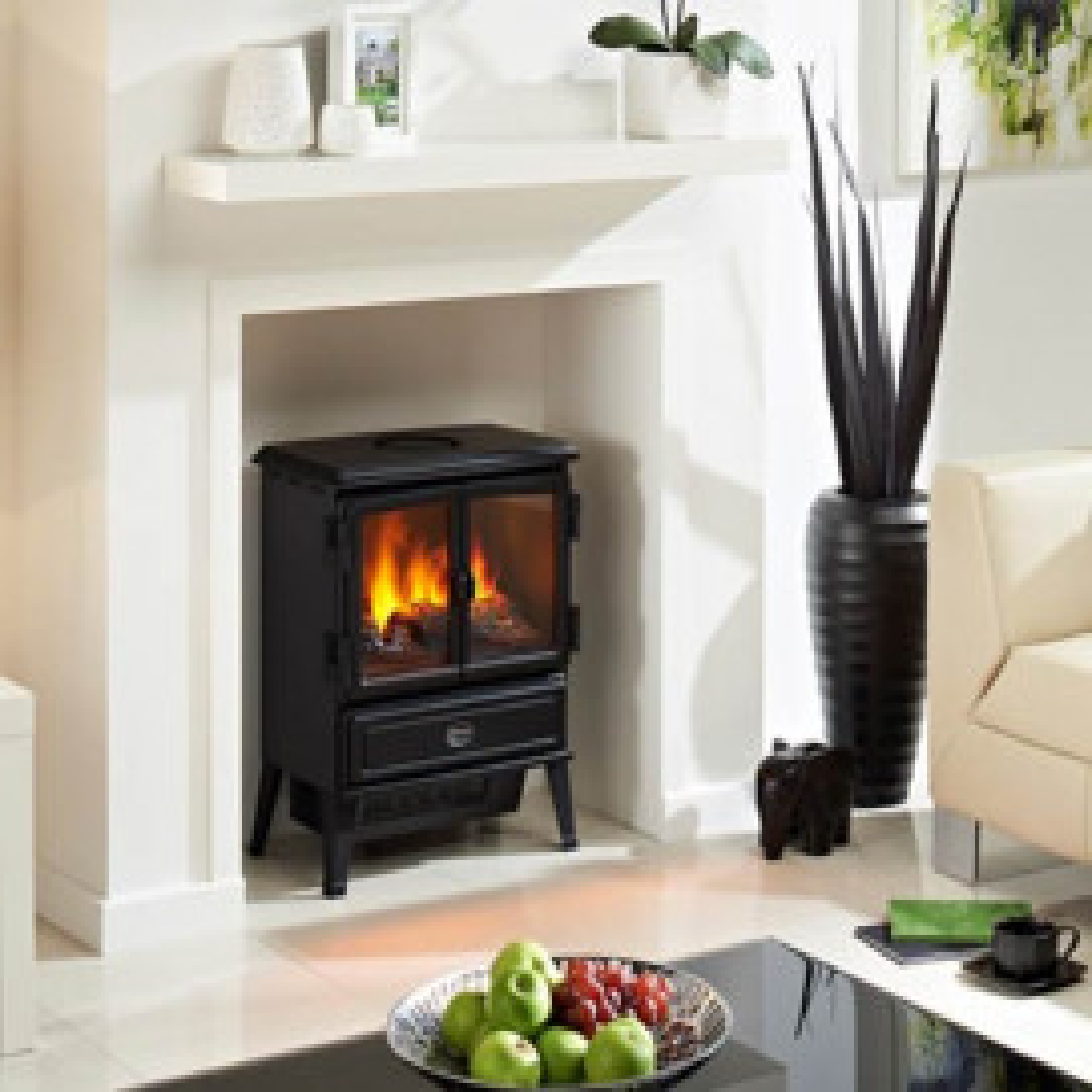 Dimplex Oakhurst Opti-myst electric stove