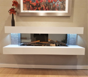 Evonic Beymax 1000 Electric Fire