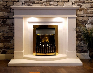 Windsor Deluxe  fireplace