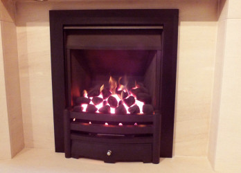 "Legend Vantage 18"" Traditional Gas Fire"