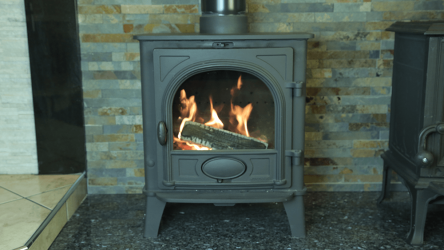 Stovax Stockton 5 wood burning