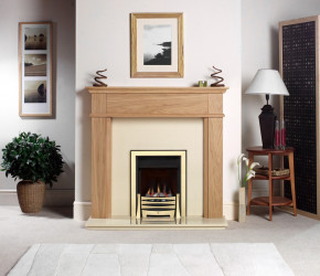 Burley Perception 4260 inset flueless gas fire
