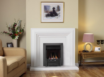 Burley Perception 4264 inset flueless gas fire
