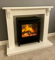 Suncrest Ashby electric stove suite