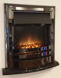 Borealis inset electric fire